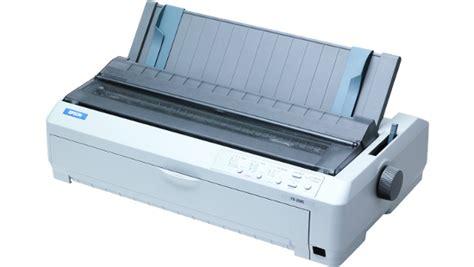 Paper Release Printer Epson Lq 2190 tally epson oki panasonic dot matrix printer