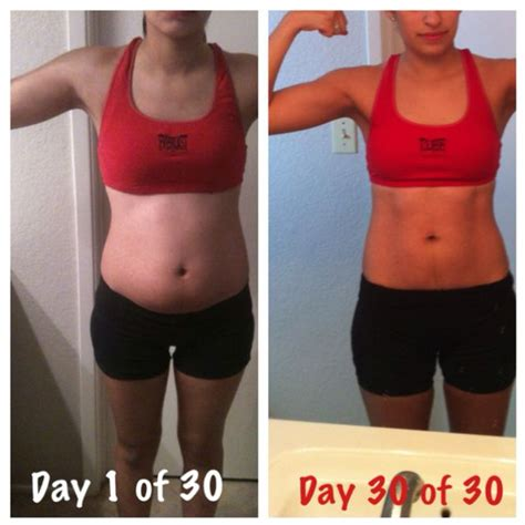 Jillian Shed And Shred Weight Loss Results by 25 Best Ideas About Ripped In 30 On 30 Day