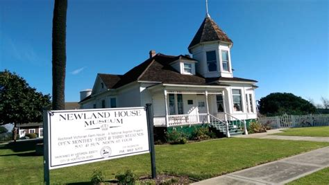 Visit Historic Newland House In Huntington Beach Newland House Huntington