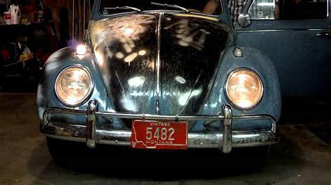 Led Bug Light Bulbs Matt S 1963 Volkswagen Beetle Front Parking Lights Headlights And Turn Signals