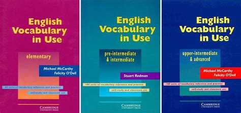advanced english in use 9963514006 english vocabulary in use elementary pre intermediate intermediate upper intermediate