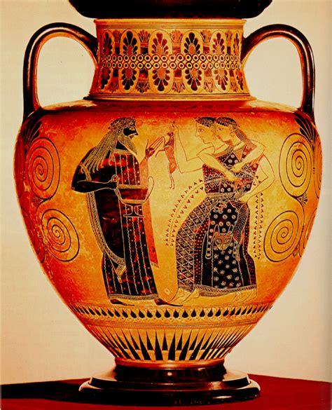 Dionysus Vase by Dionysus