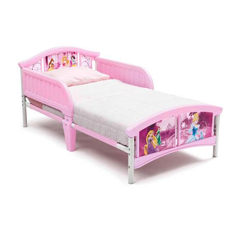 bed for toddlers disney minnie mouse plastic toddler bed walmart com