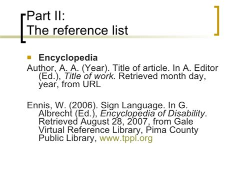 apa format years apa in text citation year month
