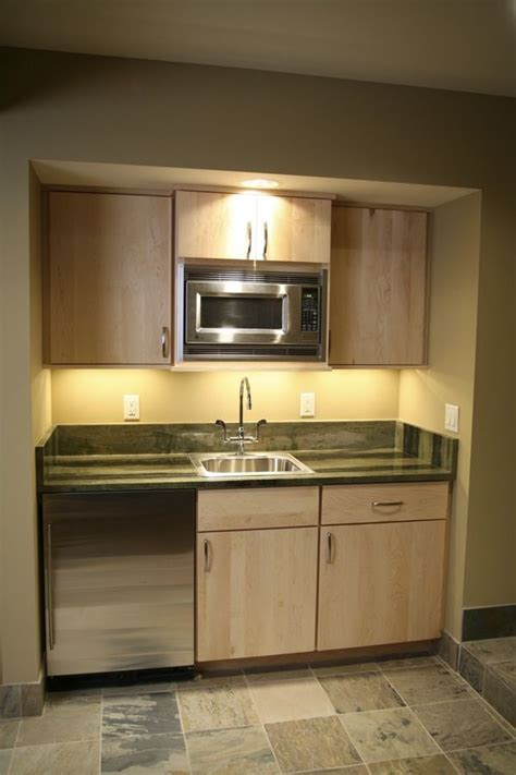 25 best ideas about basement kitchenette on