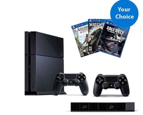 ps4 bundle ps4 bundle available for pre order at walmart