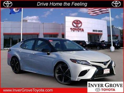 490 new toyota cars, suvs in stock | inver grove toyota