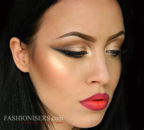 Glam Rock Party Makeup Tutorial   Fashionisers