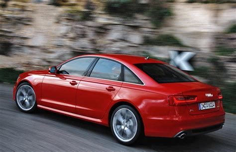 audi sedans 2014 audi a6 sedan 2011 2014 reviews technical data prices