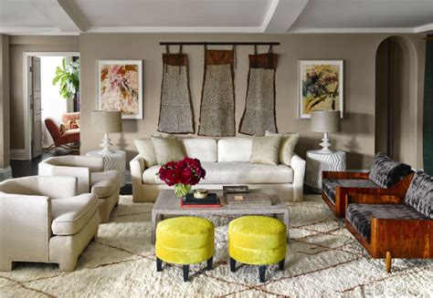 elle decor celebrity homes celebrity homes marisa tomei s manhattan apartment