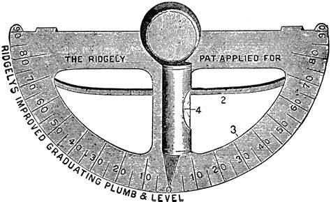 Level Plumb by Graduating Plumb And Level Clipart Etc