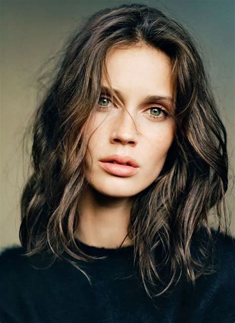 Collarbone Length Wavy Hair | express o collarbone length bob