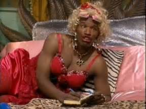 wanda on in living color foxx s on quot in living color quot as wanda cross