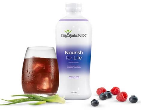 Detox Easy 123 by Isagenix Nourish For Buy Direct From The Uk