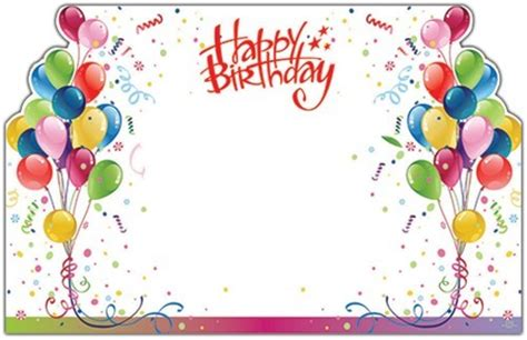 happy birthday gift card design card invitation sles birthday gift card modern design