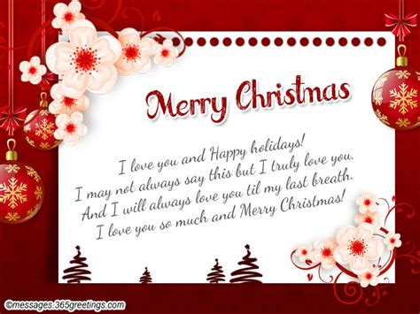 christmas messages  wife greetingscom