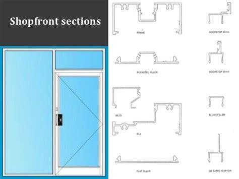aluminium section partition aluminium glass and sealants powerpoint ver 2
