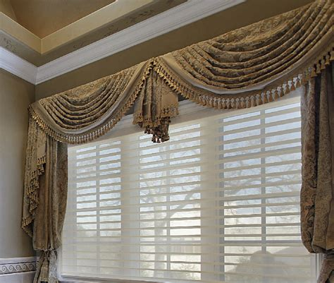 Valance Swag custom made traditional swag valance made to measure your