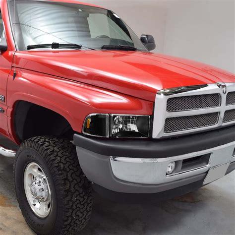 Hid Xenon 94 01 Dodge Ram 1500 2500 3500 Oem Style