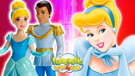 disney cinderella toys disney princess video movies