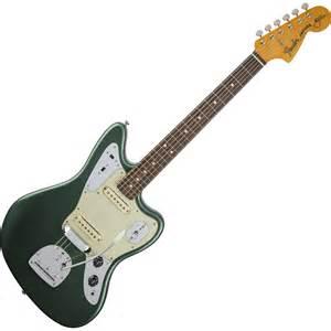 Jaguar Sherwood Green Fender Johnny Marr Jaguar Sherwood Green Limited