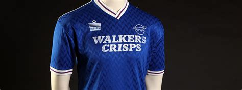 Leicester Home Leicester Away leicester city kits through the years part one