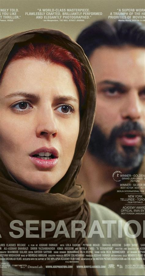 the separation a separation 2011 imdb