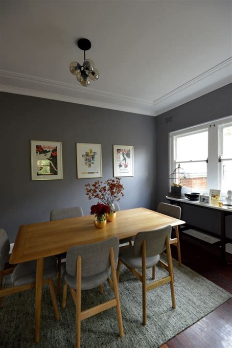 Dining Room Rug Painting With Colour Before And After Reveal Daily