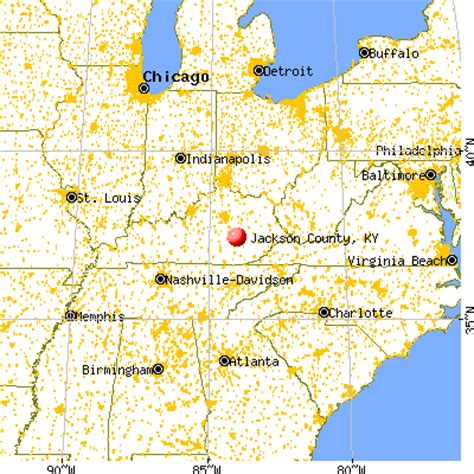 jackson kentucky map jackson county kentucky detailed profile houses real