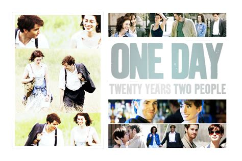 one day one day one day 2011 movie fan art 23243750 fanpop