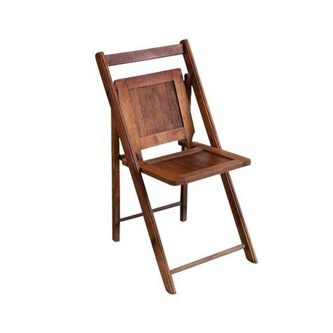 Wooden Chair Rentals by Bridgeport Folding Chair At Found Vintage Rentals Wooden
