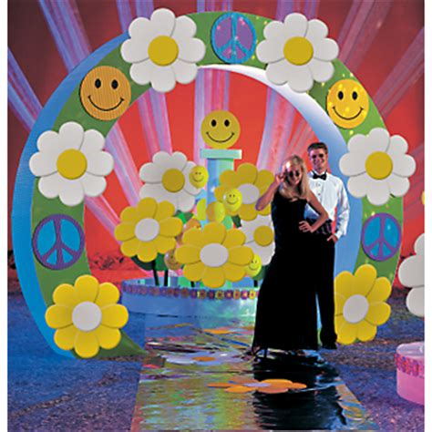 60s theme decorations big foot events wedding 1960 s themed swinging