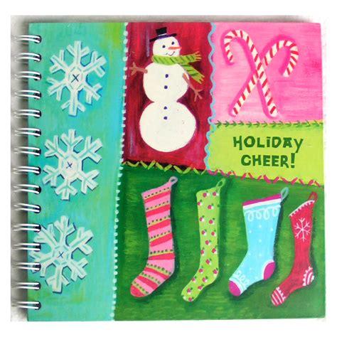 Card List Address Book - card address list organizer book cheer