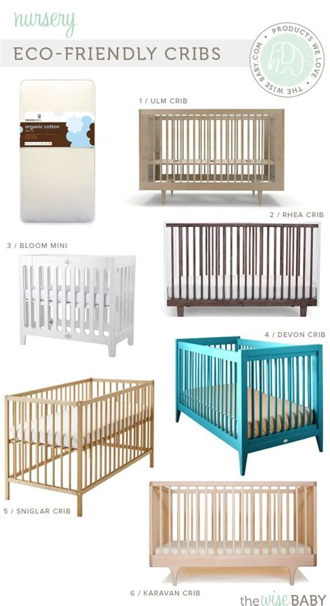 Eco Friendly Crib by 17 Best Images About Inspired Nursery Decor On