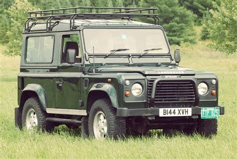 land rover defender 1985 land rover defender 90 tdi