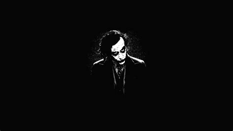 black and white joker wallpaper dark wallpaper 1920x1080 43772