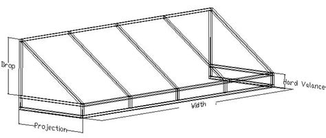 awning drawing awning frame drawings gallery pinterest drawing