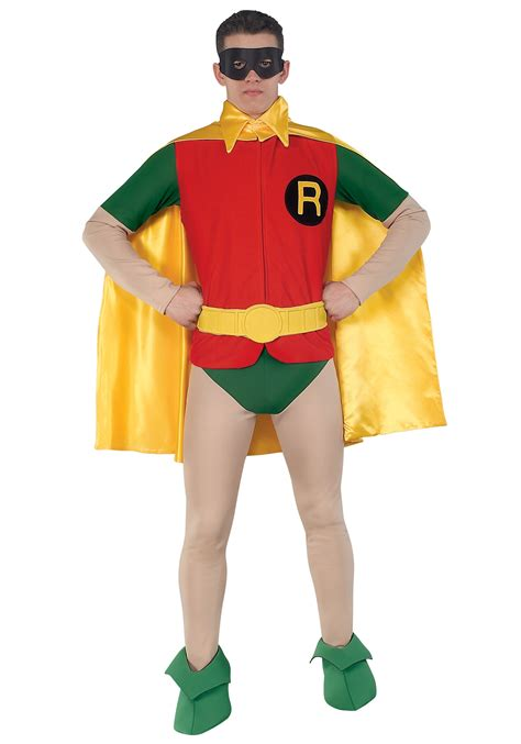 robin costume classic robin costume authentic batman costumes