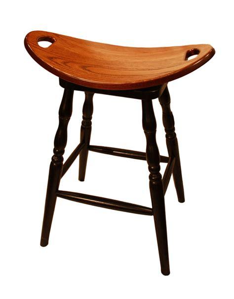 Saddle Stools by Swivel Saddle Stool Ohio Hardwood Furniture