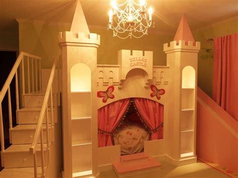 Princess Bunk Bed Castle New S Custom Princess Castle Loft Bed Quot Castle Quot Ebay Wants For Maddy Room