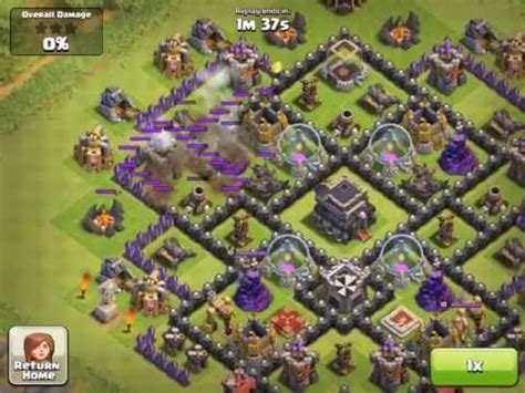 th9 hybrid bases coc th9 hybrid base defenses trophy climb 2 how to save