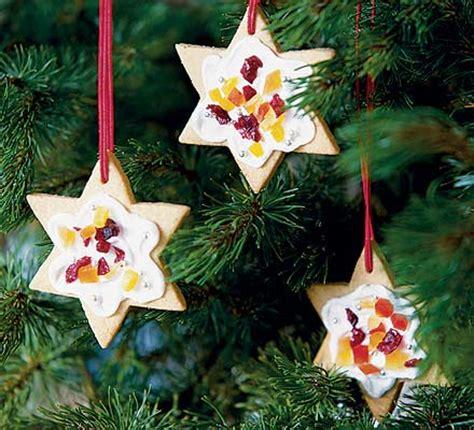 tree biscuit decorations biscuit food
