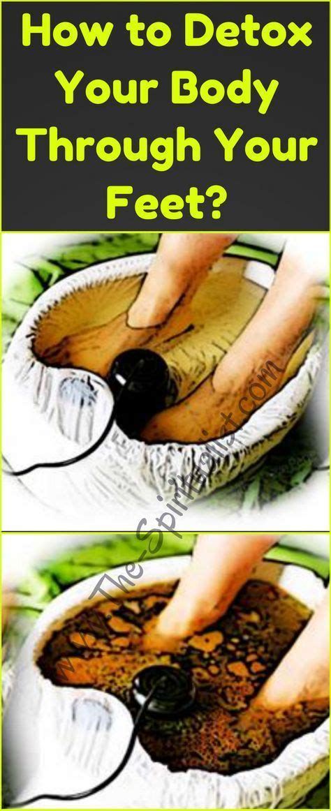 Can Detox Your Help Your Circulation by Best 25 Foot Detox Ideas On Foot Detox Soak