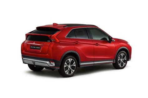 new mitsubishi eclipse mitsubishi eclipse cross revealed with new turbo 1 5l