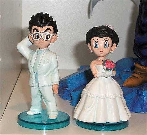Wcf Custom Resin Vegeta Wedding gohan videl vegeta wedding wcf customs figures toys gashapons