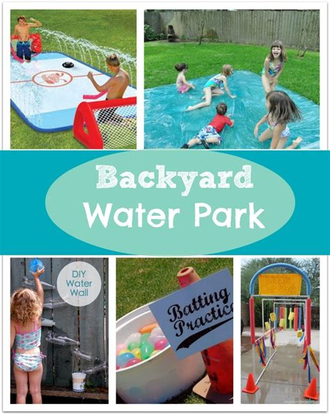diy backyard party ideas diy backyard water party pictures photos and images for
