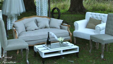 event furniture hire decoration access