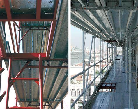 tavole per ponteggi tavole da ponte metalliche per ponteggi impalcature e