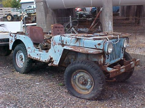 M38 Jeep Parts M38 Tomball