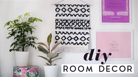 diy room decor ideas for diy tapestry home decor
